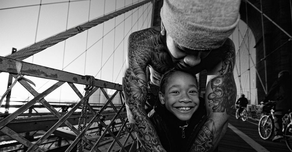 These 13 photos shatter myths about black dads.