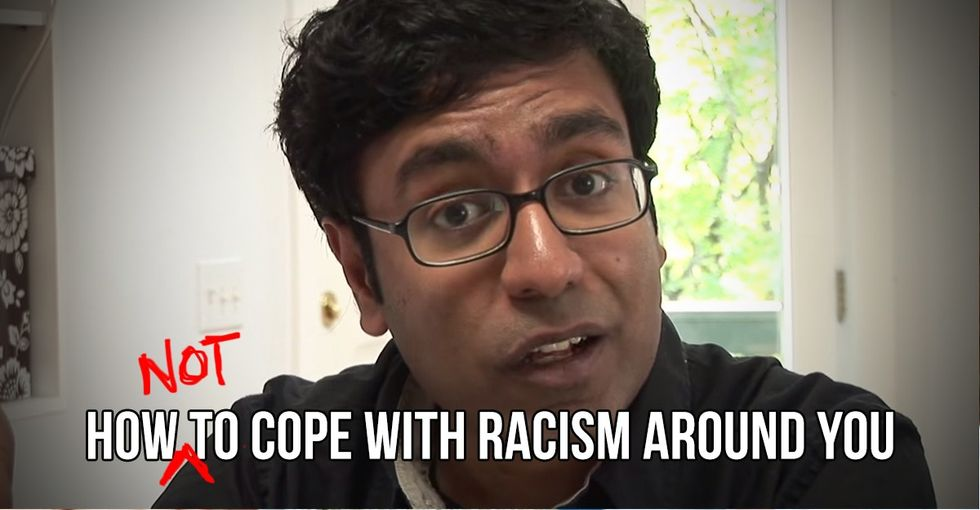 His Friends Are Grossed Out By Racism, So He Made A 2-Minute Video To Teach Them How To Handle It