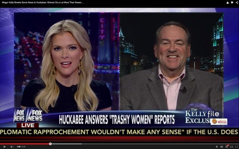 Fox News host Megyn Kelly has some news about women — but not everyone's on board.