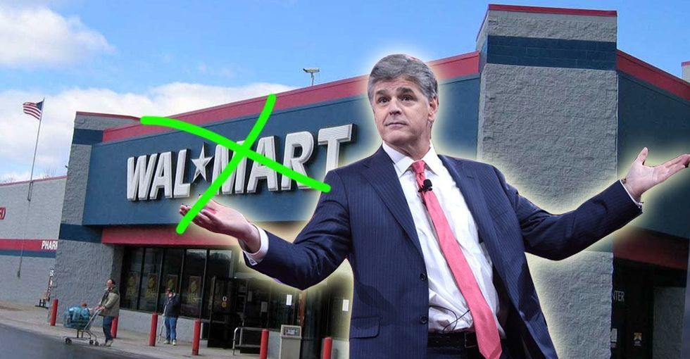 Fox News finally went off on Walmart for their shady practices. PSYCH.