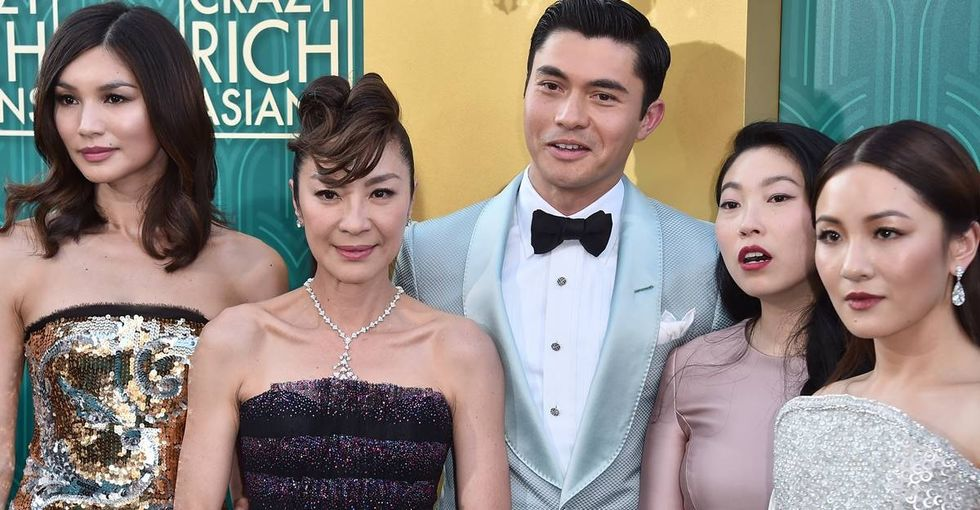 This viral Twitter thread perfectly shows why 'Crazy Rich Asians' is so important.