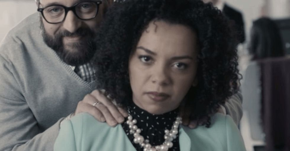 A chilling PSA takes on sexual assault through a unique set of eyes: yours.