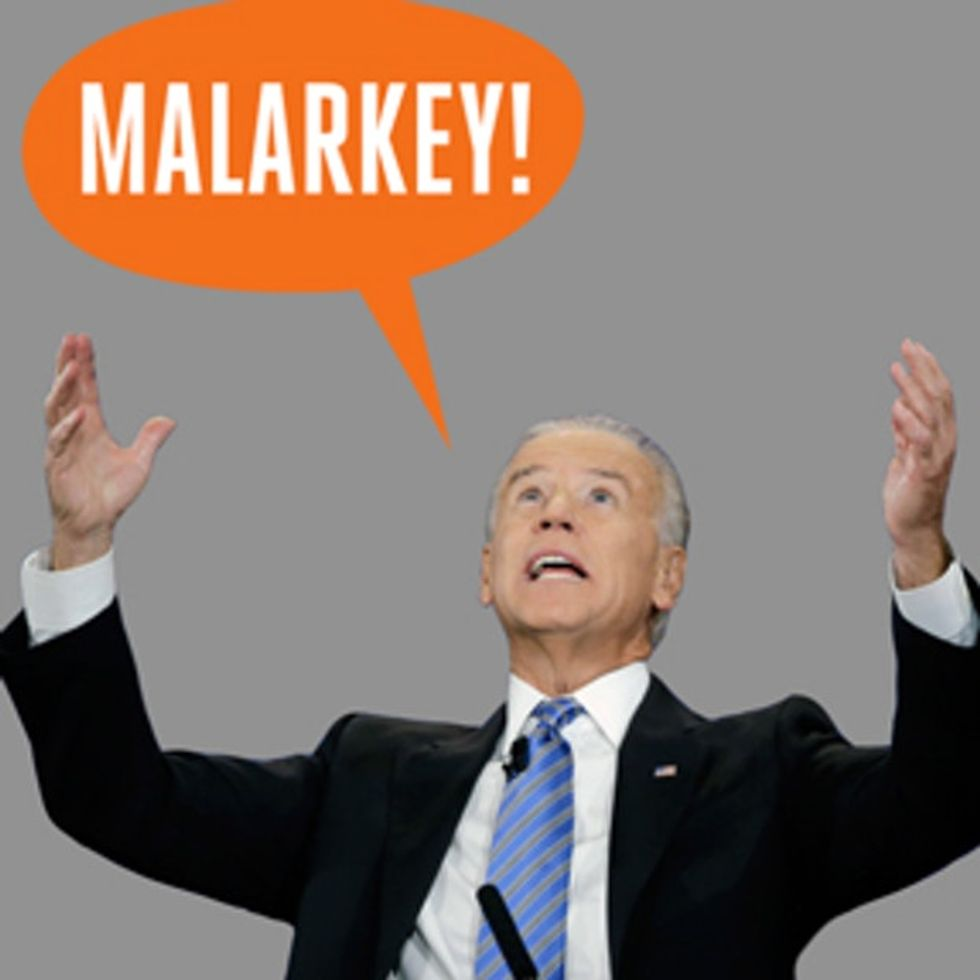 Something Wrong On The Internet? Malarkify It!