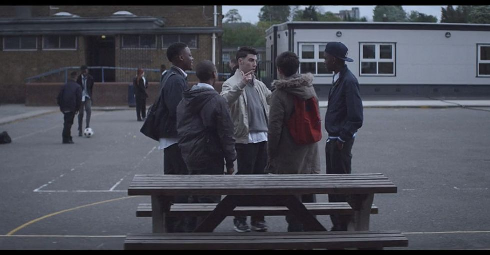 A Teen Is Excluded, So Others Decide To Teach Him A Lesson. I Was Biting My Nails.