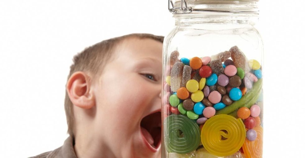 Even after you listen to his whole thing, you'll say, 'But sugar *does* make my kid hyper.'