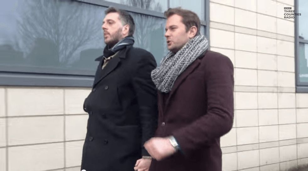 2 Dapper Straight Guys Wanted To Feel What It Was Like To Be Gay. The Community Responded.