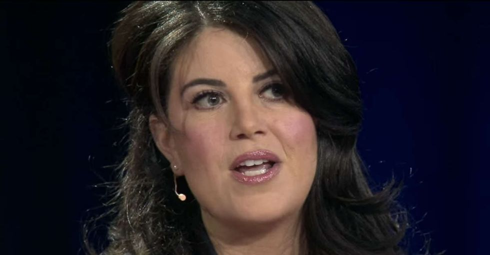 Monica Lewinsky: 'Anyone who is suffering from shame and public humiliation needs to know 1 thing.'