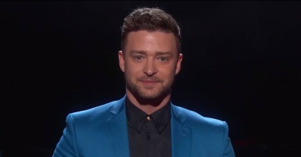 Anyone who's 'weird' or 'different' should listen to Justin Timberlake: 'Your critics don't count.'