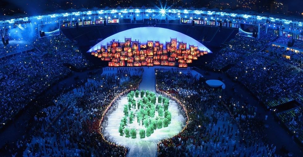 Rio has a brilliant plan for what to do with its Olympic arenas after closing ceremonies.