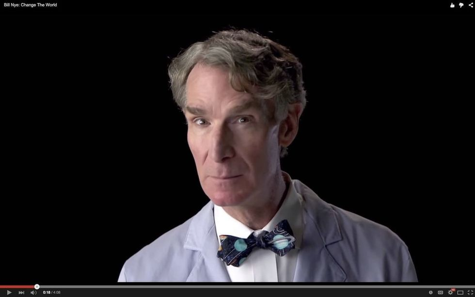 Bill Nye wasn't always The Science Guy. His story makes me like him even more.