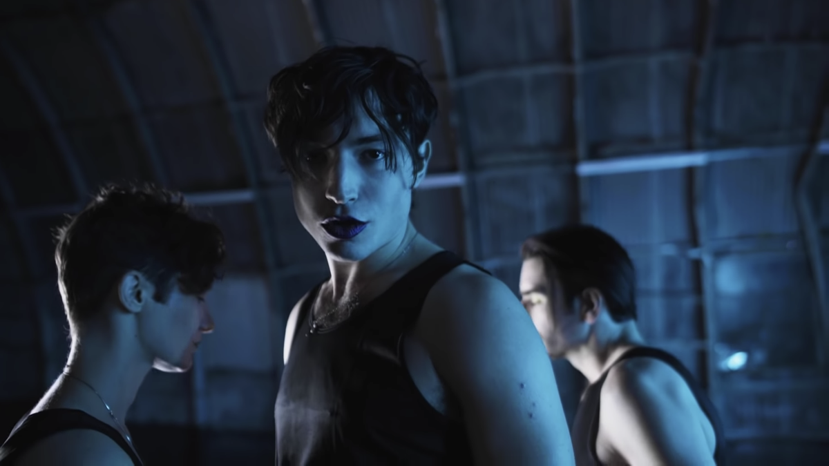 Watch Ezra Miller Cover The Pussycat Dolls In A Truly Trippy New Visual