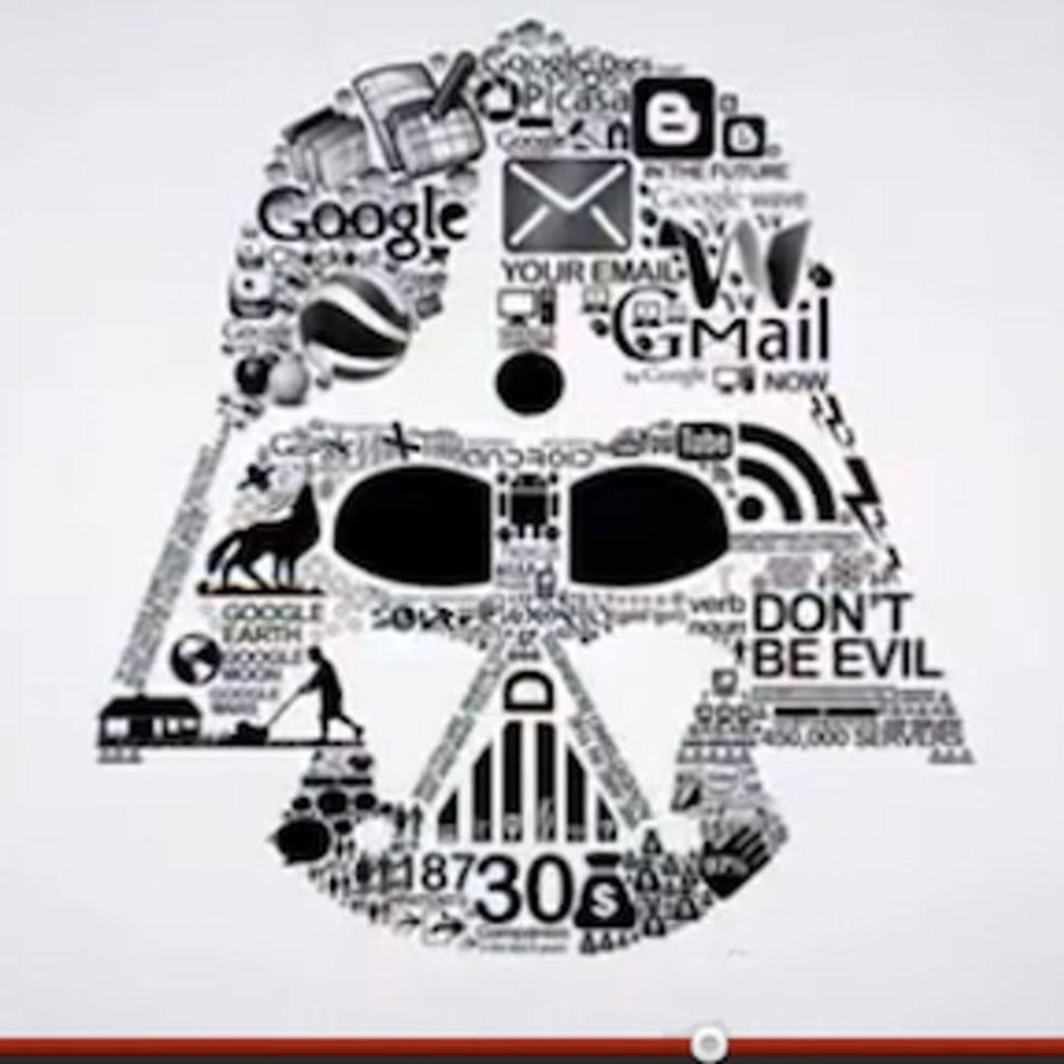 Is Google Evil? I Don't Know, Lemme Google It.