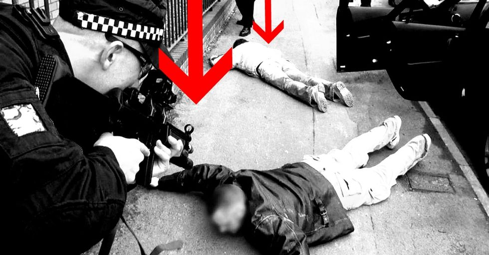 Every Time A Journalist Read A News Story About Deaths By Cops, He Noticed One Detail Was Always Missing