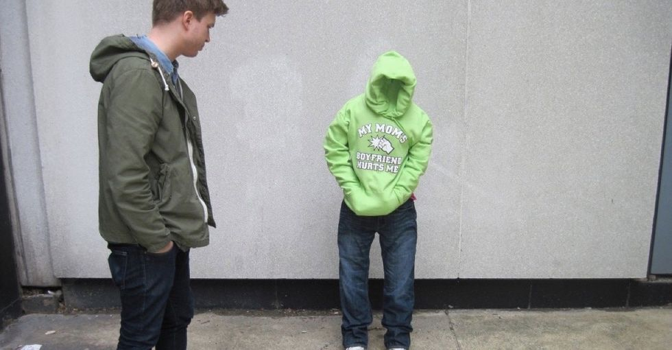How eerie mannequins are making people pay attention to a problem right in front of them.