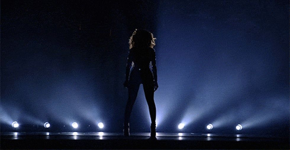 You Can't See This Beyoncé GIF And *Still* Argue That Feminism Is Dead. But If You Do...