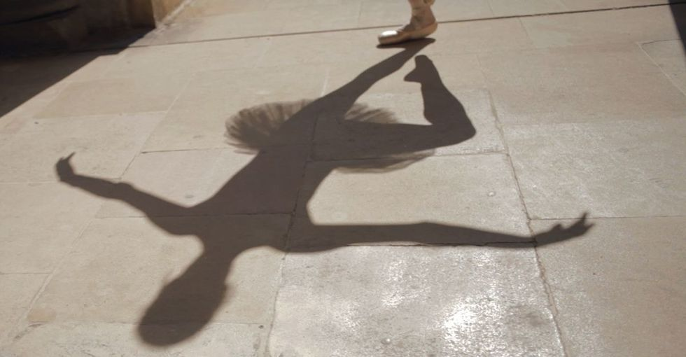 As a little girl, abuse made her ashamed of her body. Then she decided to dance.