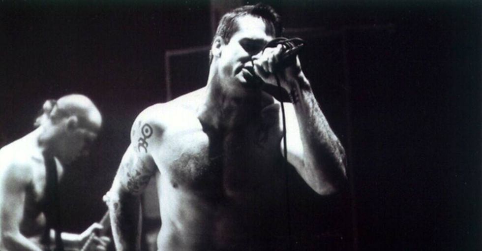 Henry Rollins shares a few words of advice for the poorest youth of America.