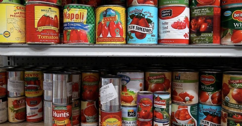 This Tumblr user perfectly explained why a Minneapolis food bank's new strategy is so important.