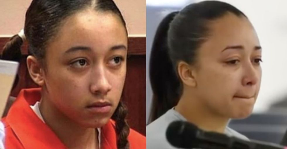 Cyntoia Brown, who murdered her sexual abuser at 16, released from prison and will now help other girls like her