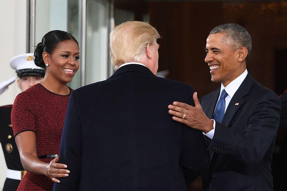 Michelle Obama unloads on Trump's dangerous racism in her new memoir.