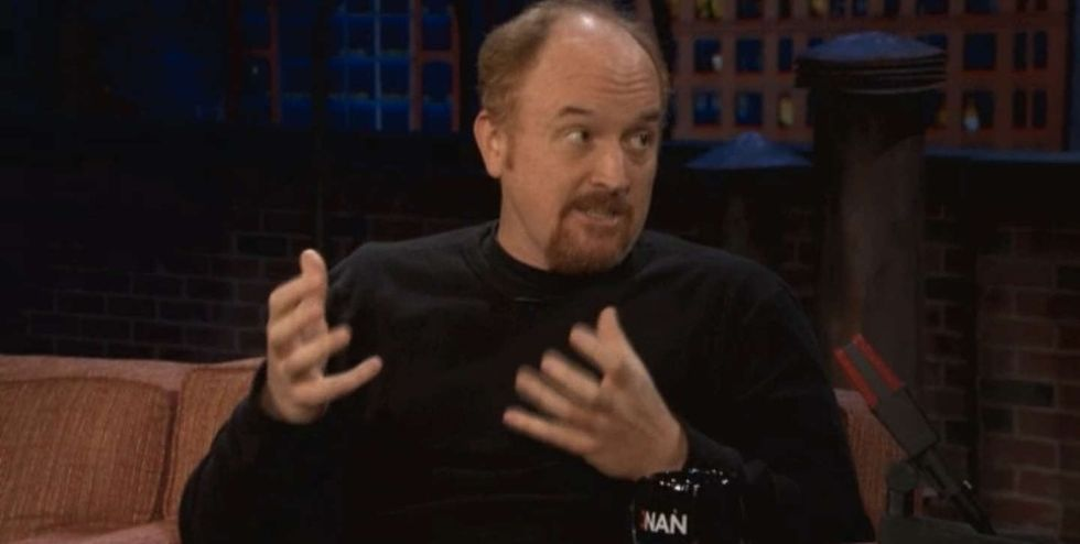5 years ago, Louis C.K. went on 'Conan' and told a story that explains why we love him.