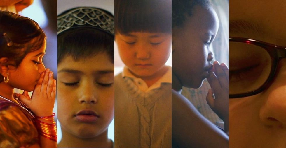 In 5 minutes, the daily routines of 5 very different children tell a single human story.