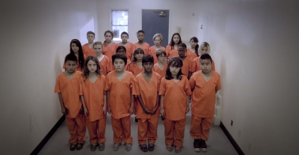 It's Hard To Imagine These Kids Behind Bars. Then Again, Maybe It's Not.