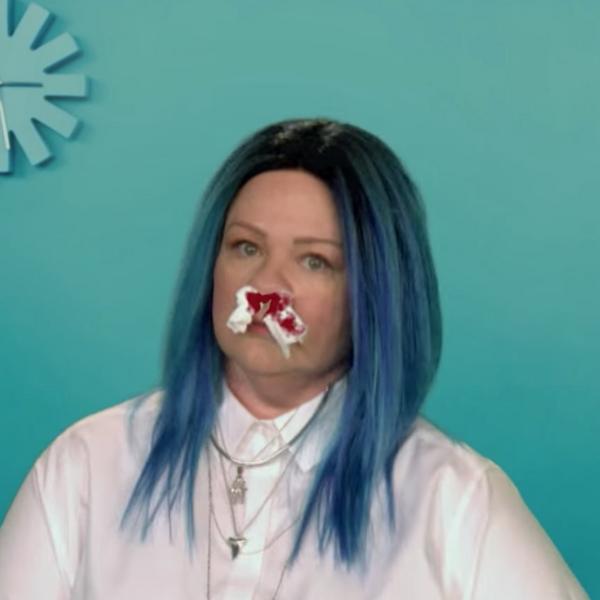Melissa McCarthy Is a Billie Eilish Stan