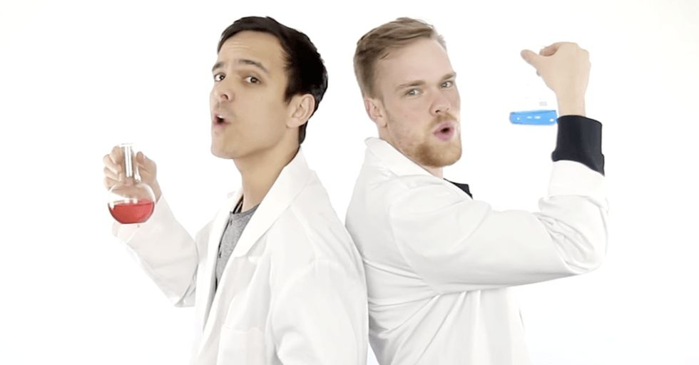 You should hear this hilarious Taylor Swift cover. Why? Because science *also* has 'Style.'