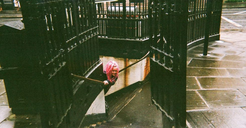 A group gave 105 homeless people disposable cameras. These are the photos they took.