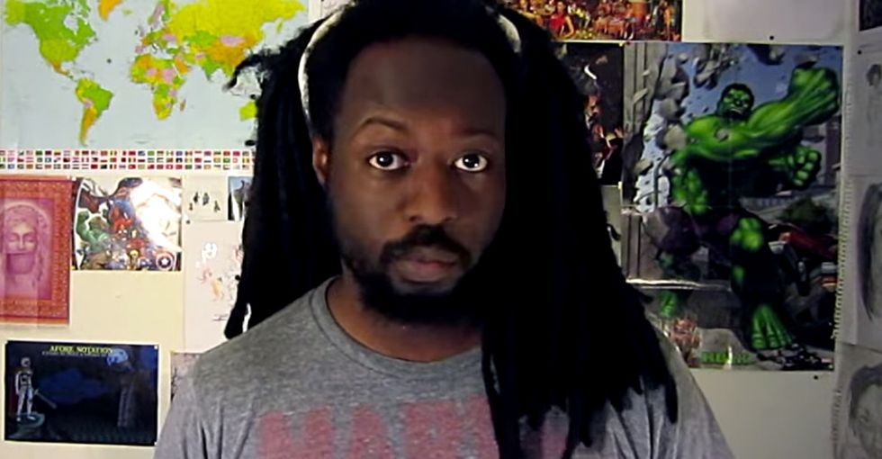 People Asked Him If It Was OK For White People To Have Dreadlocks. Here's His No-B.S. Response.