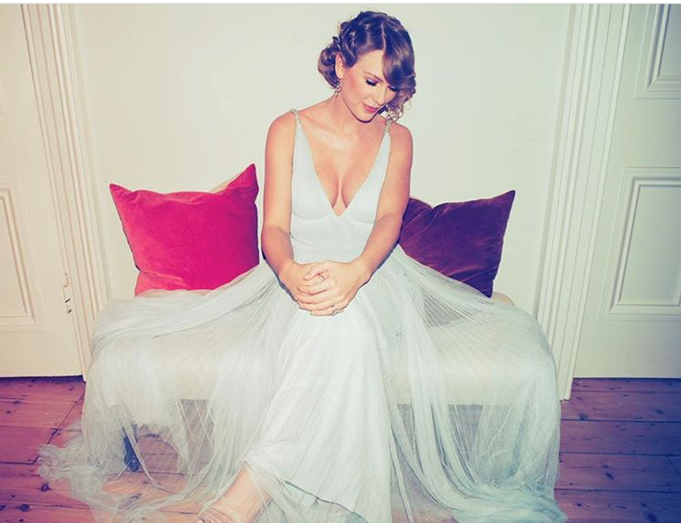 Taylor Swift Is The Fairy Godmother Of Our Generation