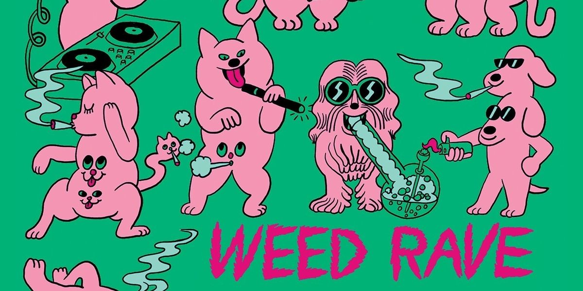 Listen to Jasmine Infiniti's Exclusive Mix For Weed Rave 420