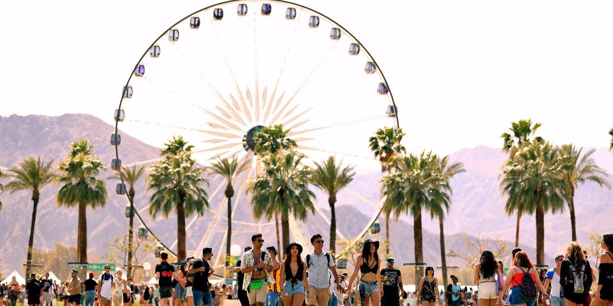 The Coachella Ferris Wheel Is the Hottest Hook-Up Spot