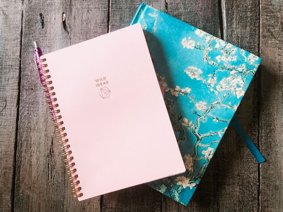 7 Prompts For Journaling Every Day Of The Week