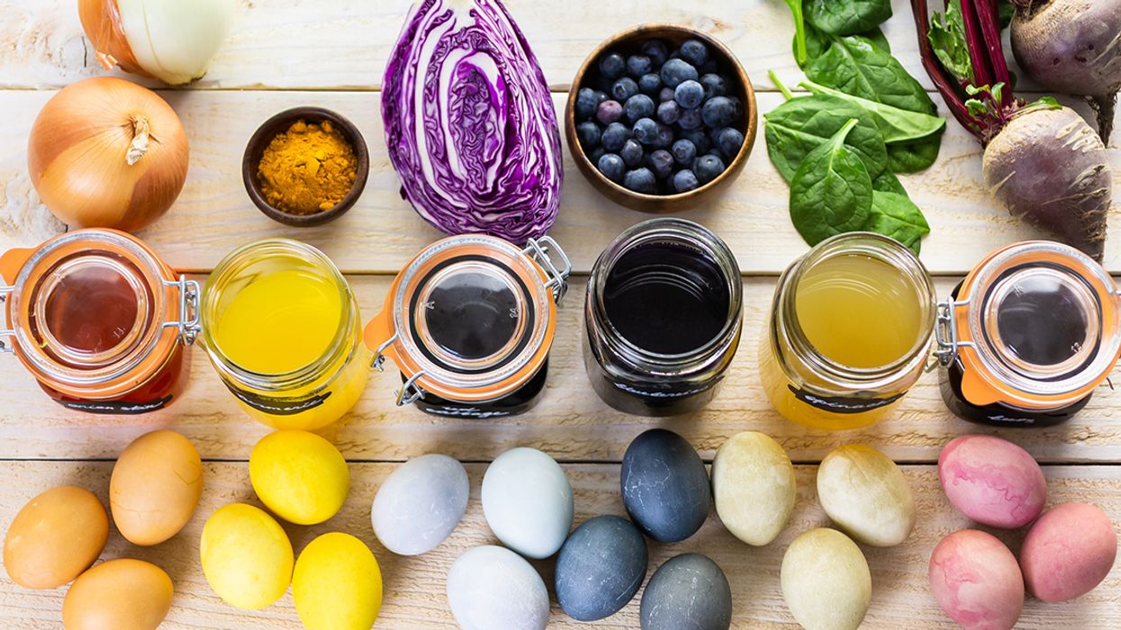 Cracking the Perfect Natural Easter Egg Dye