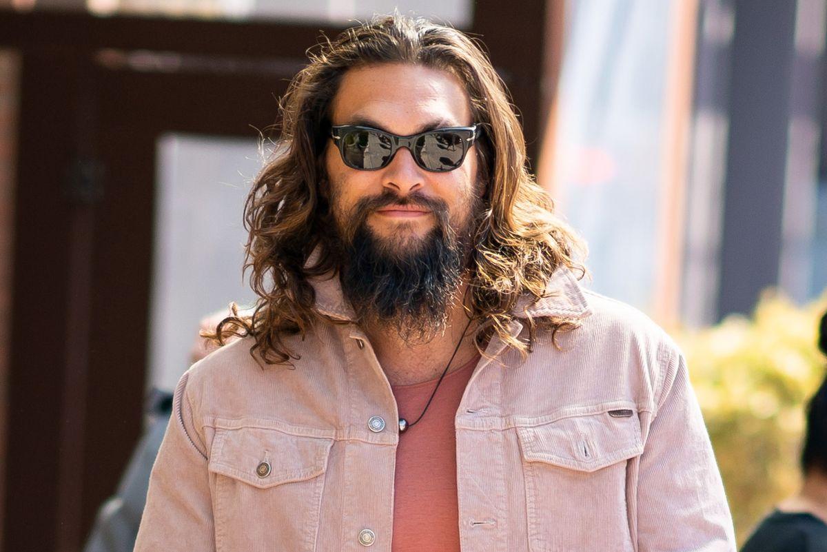 Why Jason Momoa Shaved Off His Khal Drogo Beard