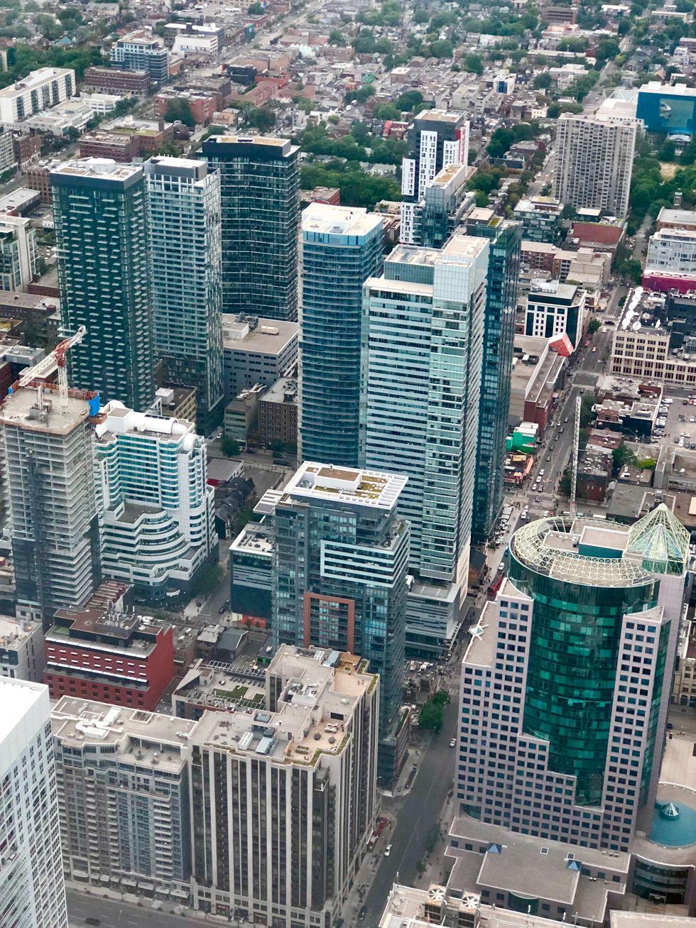 Canadian buildings