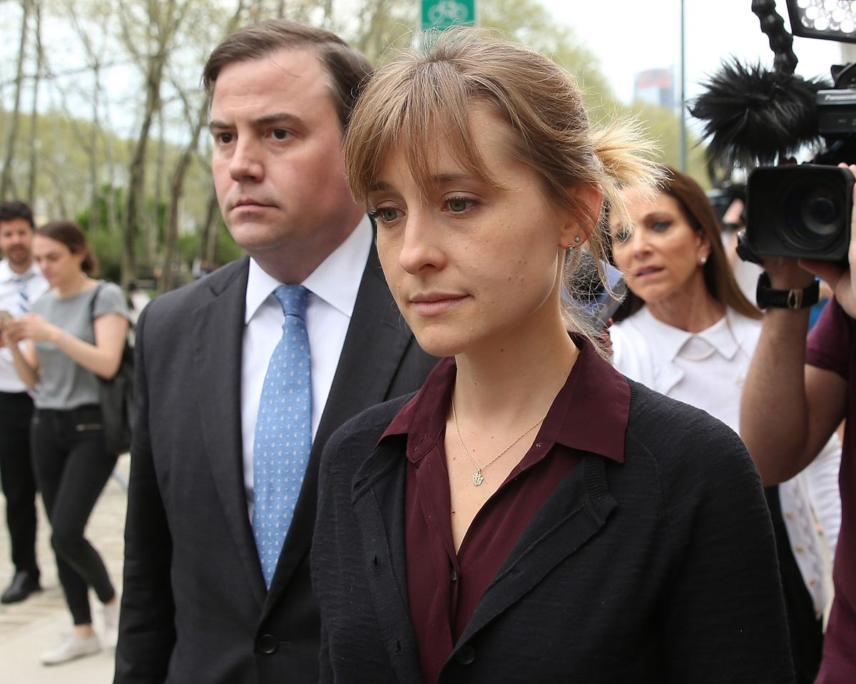 A NXIVM Sex Cult Documentary Is Coming to HBO