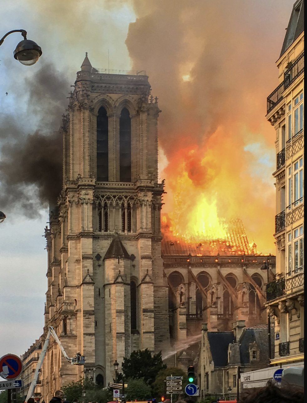 Unpopular Opinion: Stop Donating To Rebuild Notre Dame