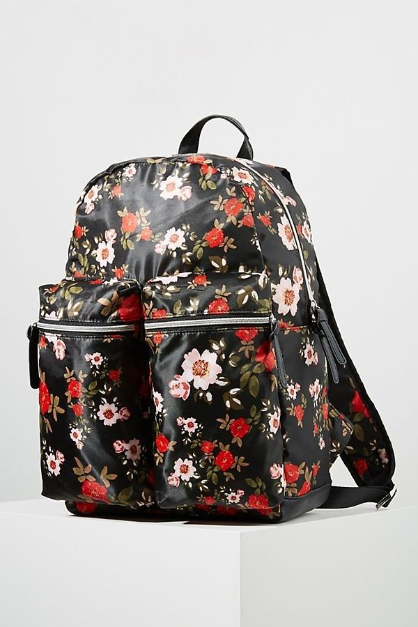 Anthropologie diaper bag