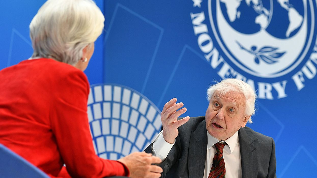 David Attenborough Gives Stark Warning in New BBC Climate Change Special