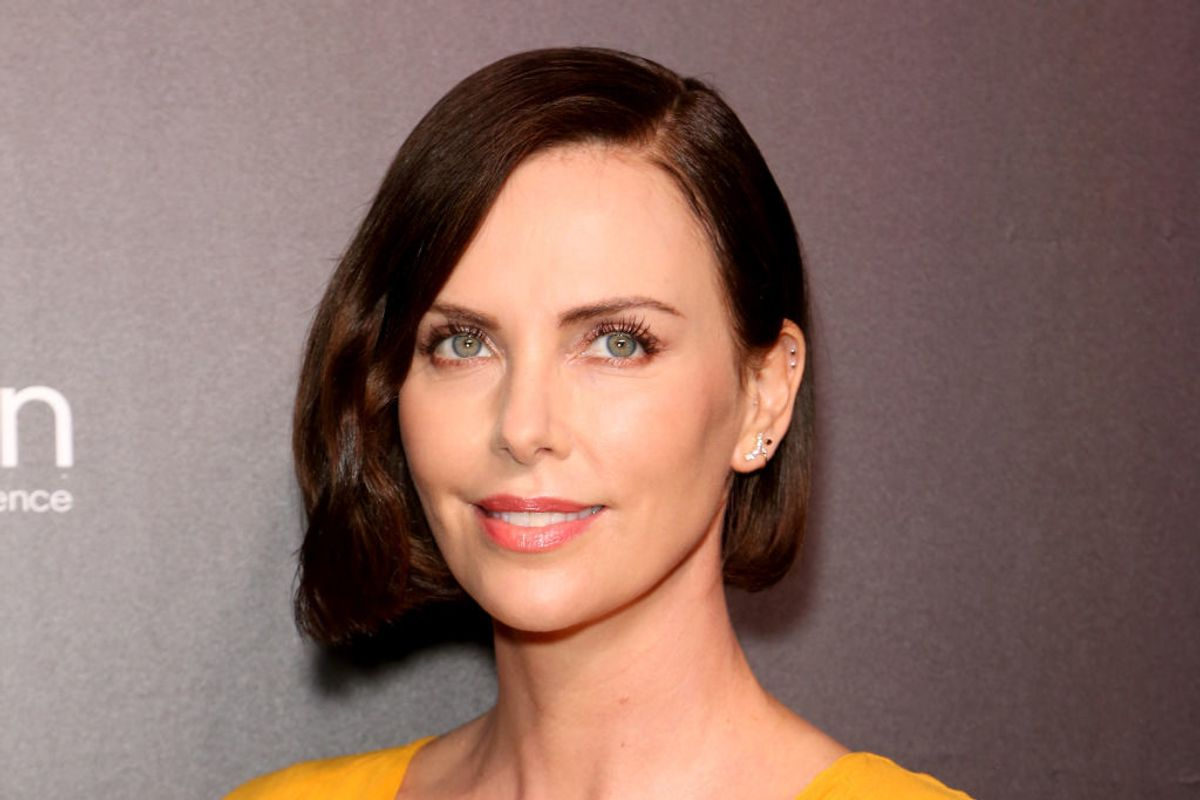 Charlize Theron Talks Raising Her Child as a Girl
