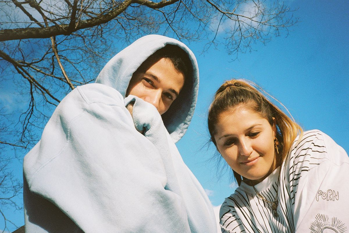 Jeremy Zucker and Chelsea Cutler Are a Pop Power Duo