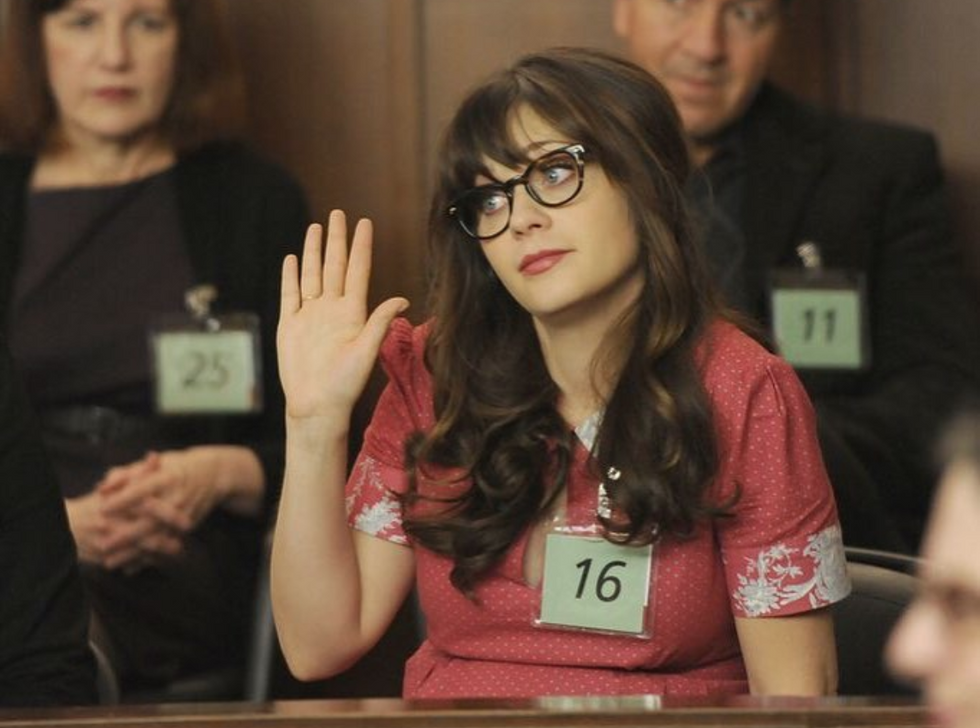 College Life, As Told By 'New Girl'