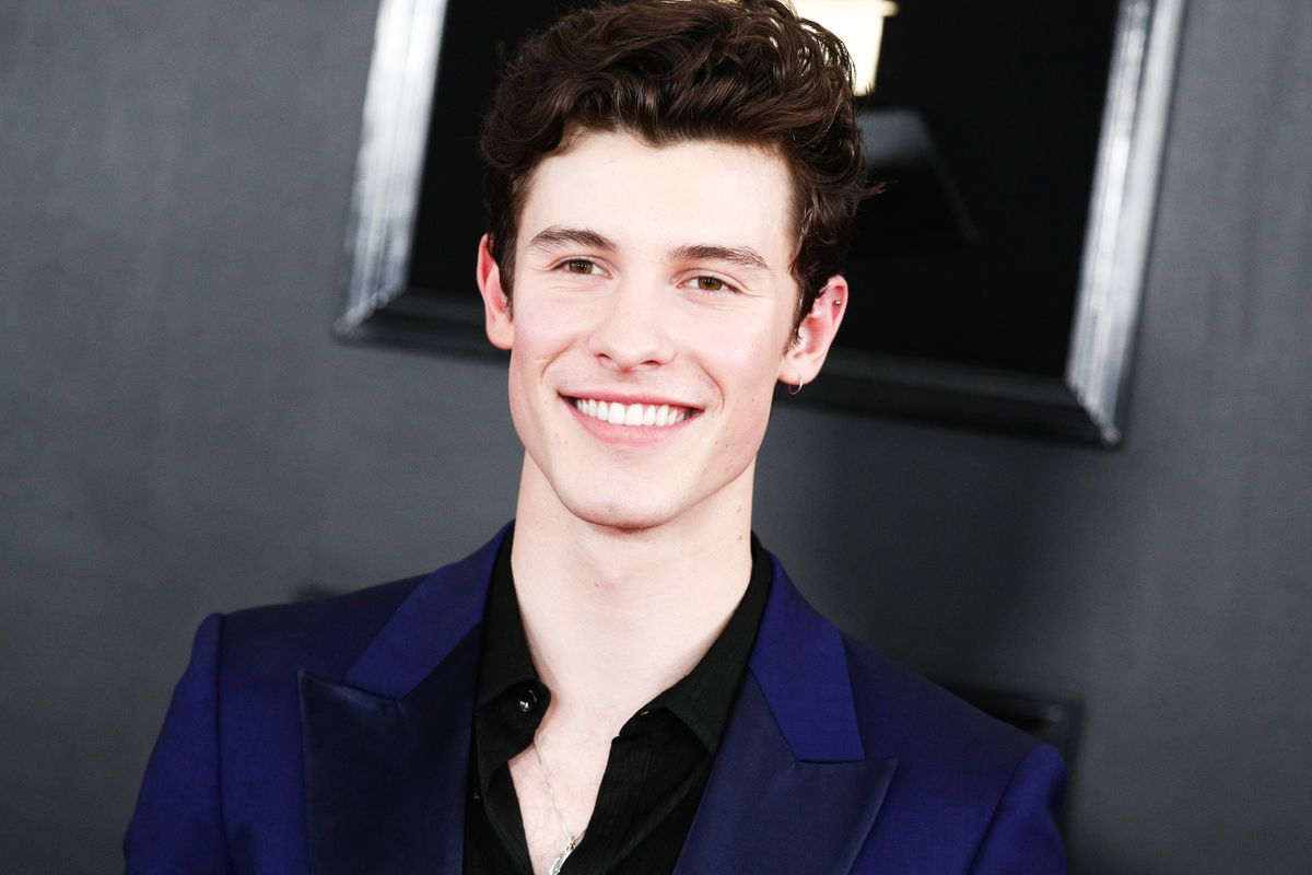 Shawn Mendes Shares the Secret to Perfect Skin