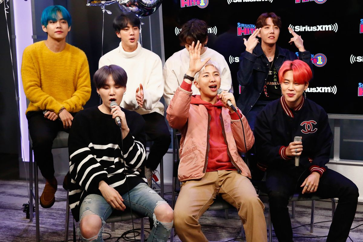 BTS Wants to Collaborate with Billie Eilish, Troye Sivan and Drake
