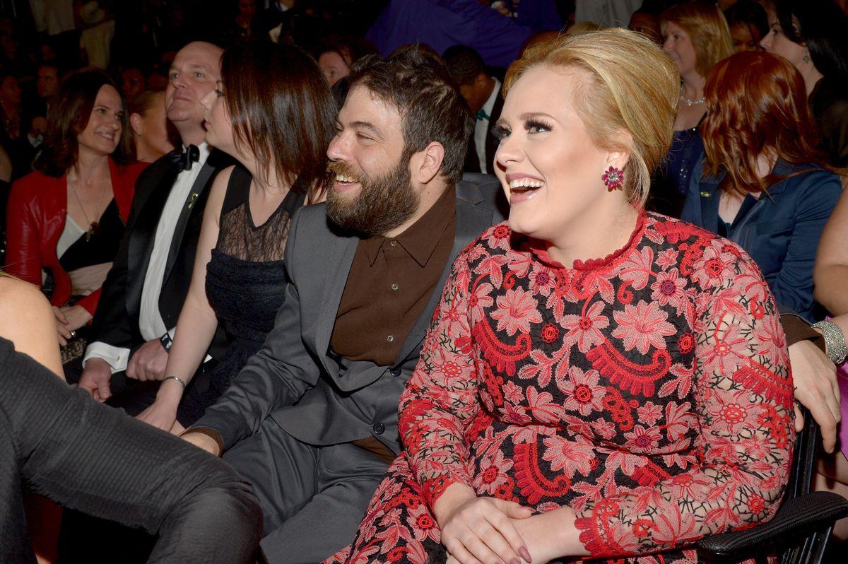 Adele Confirms Separation From Husband, Simon Konecki