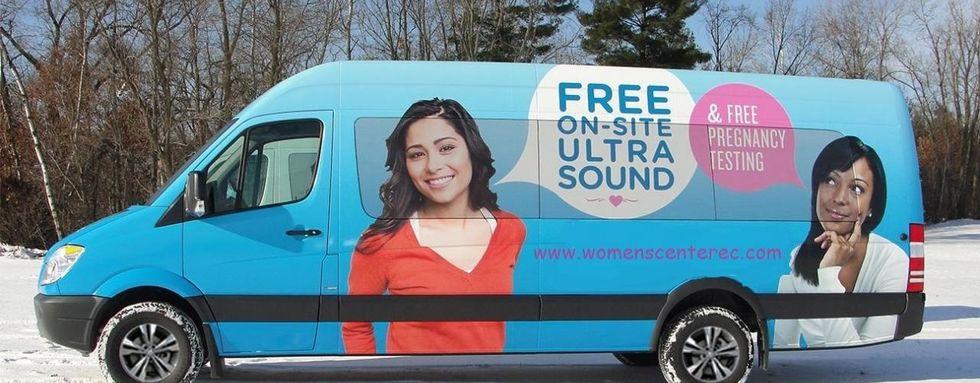 The Problem With Crisis Pregnancy Vans