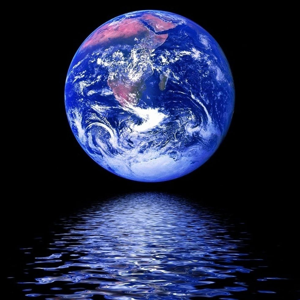 Piecing Together The Future, a Poem for Earth Day